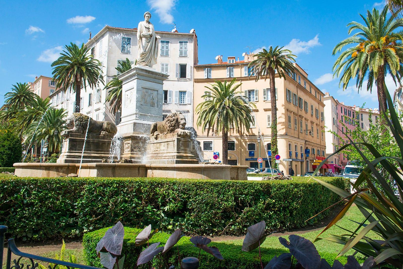 L'autre Corse 8 jours