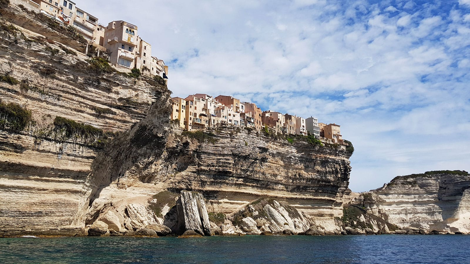 Bonifacio, au carrefour de la Mediterrannée