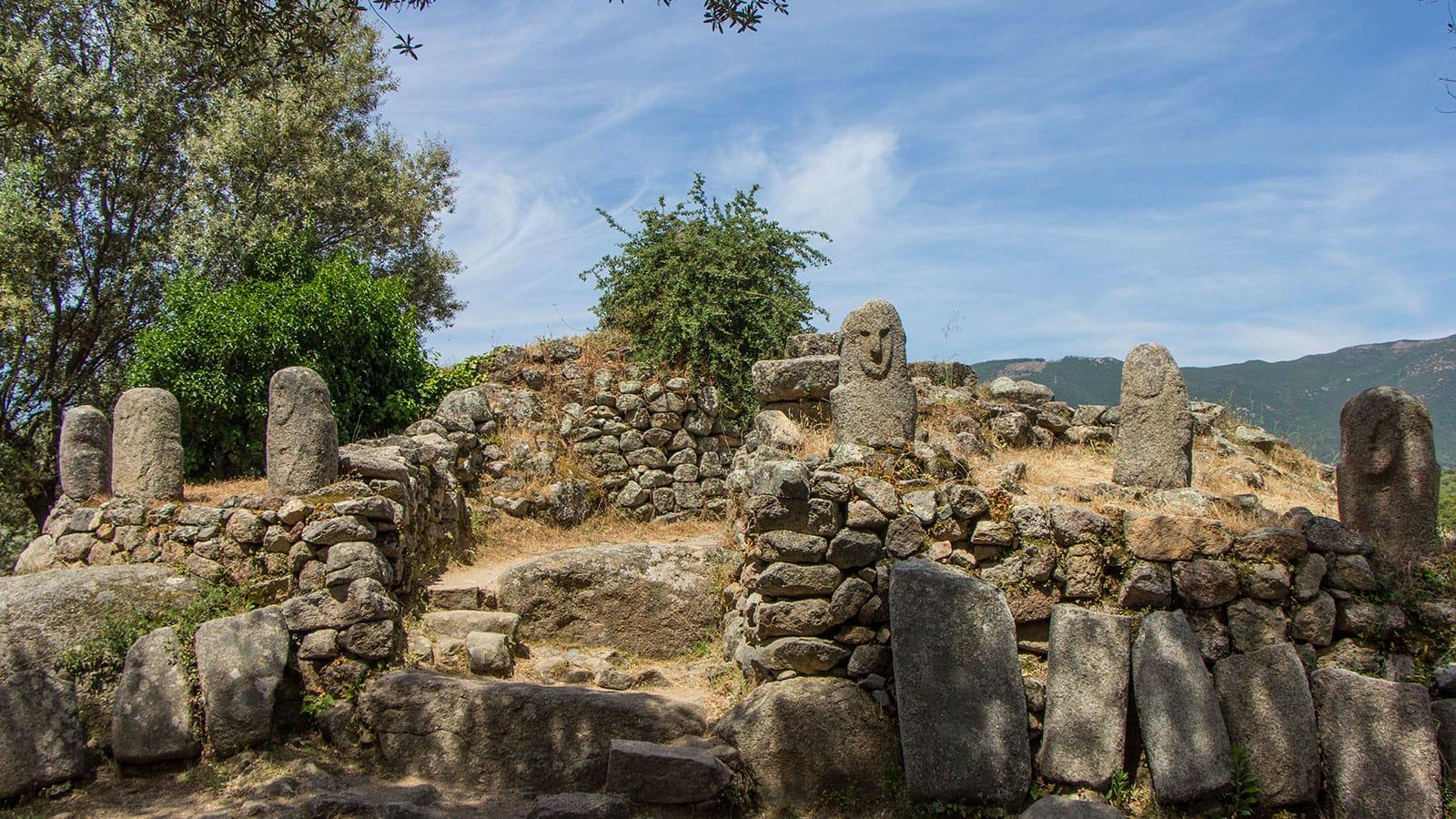La Corse archéologique