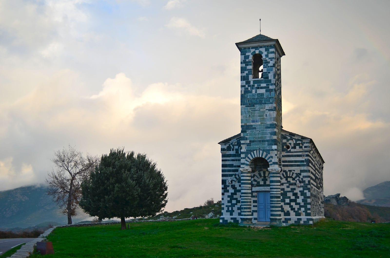 La Corse des croyances Diagonale Nord